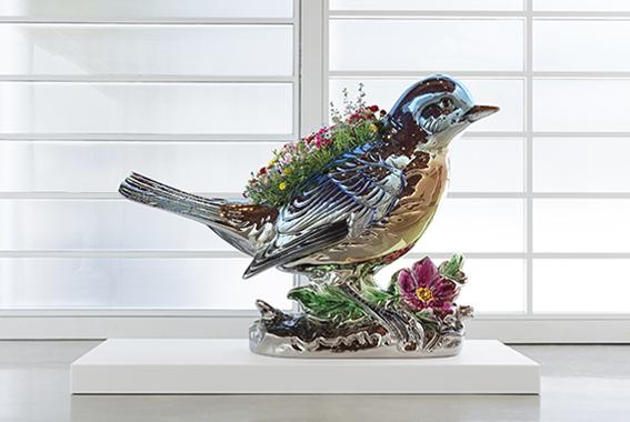 Bluebird Planter