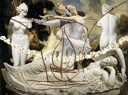 Antiquity (Ariadne Titian Venus and Adonis Popcorn)