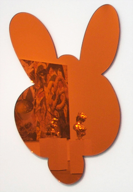 Kangaroo (Orange)