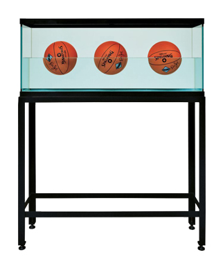 Three Ball 50/50 Tank (Spalding Dr. J Silver Series)