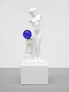 Gazing Ball (Esquiline Venus)