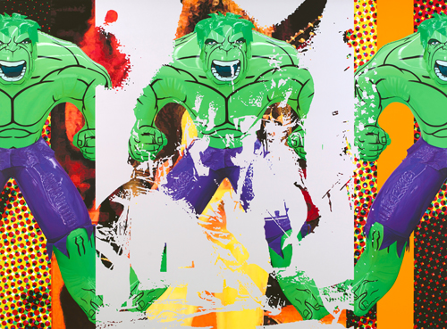 Triple Hulk Elvis I
