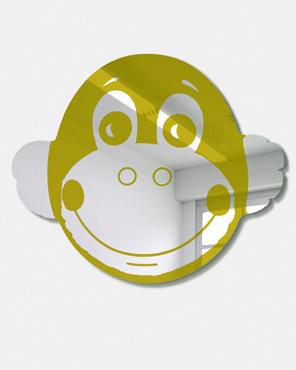Monkey (Yellow)