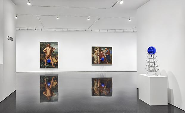 Jeff Koons, Gagosian Gallery, New York, 2018
