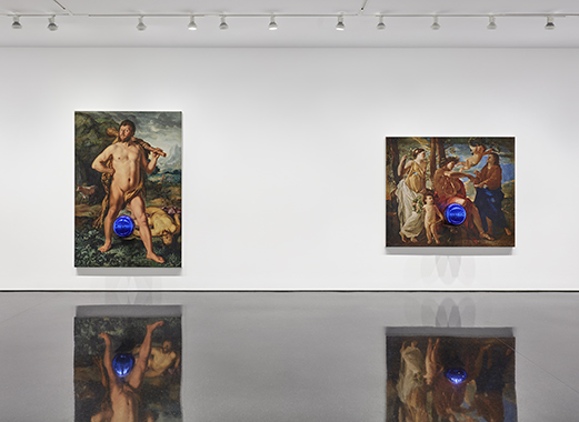 Jeff Koons, Gagosian Gallery, New York, 2018