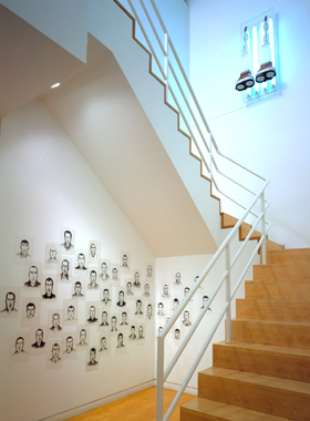 New Hoover Deluxe Shampoo Polishers by Jeff Koons. What's Modern?, Gagosian Gallery, New York, 2004.