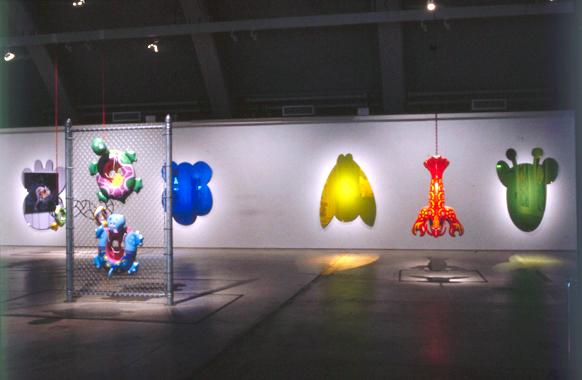 Jeff Koons: Retrospective, Helsinki City Art Museum, Helsinki, Finland, 2005.