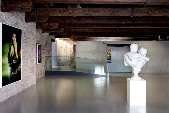 Mapping the Studio: Artists from the François Pinault Collection, Punta Della Dogana & Palazzo Grassi, 2009-2011
