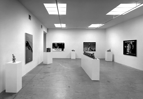Jeff Koons. Luxury and Degradation, Daniel Weinberg Gallery, Los Angeles, 1986.