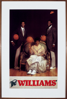 The WIlliams, 1985