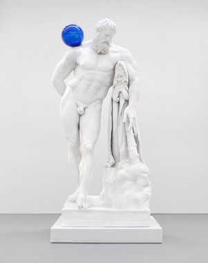 Gazing Ball (Farnese Hercules)