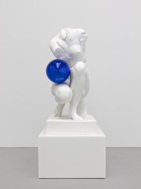 Gazing Ball (Crouching Venus)