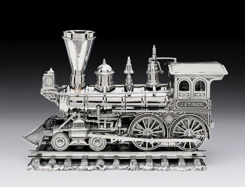 Jim Beam - J.B. Turner Engine