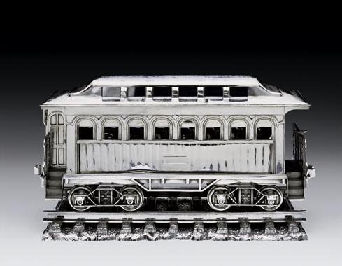 Jim Beam - Passenger Car