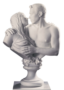 Bourgeois Bust - Jeff and Ilona