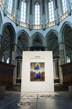 Masterpieces, De Nieuwe Kerk Amsterdam, Amsterdam, 2018