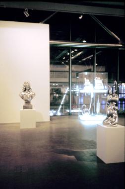 Jeff Koons. Les Courtiers du Desir, Centre Georges Pompidou, Paris, 1987.