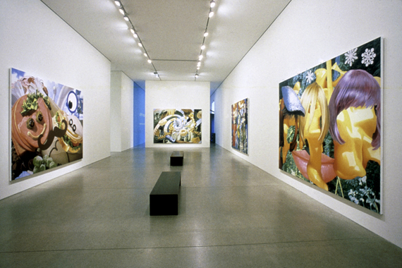 Easyfun-Ethereal. Deutsche Guggenheim, Berlin, Germany [October 27, 2000 - January 14, 2001]