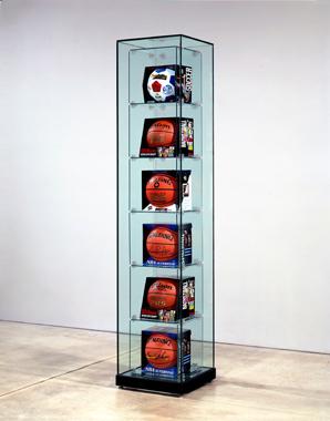 Jeff Koons. Twenty Years: A Series of Anniversary Exhibitions, Part III, Daniel Weinberg Gallery, 1993