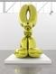 Balloon Rabbit (Yellow)