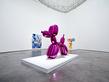 Jeff Koons: A Retrospective. Guggenheim Museum Bilbao, Bilbao, Spain, 2015.