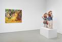 Cecily Brown, Jeff Koons, Charles Ray: FLAG Art Foundation, New York