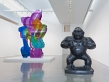 Jeff Koons, Gagosian Gallery, Beverly Hills, 2012.