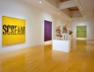 Winter Bears by Jeff Koons. What's Modern?, Gagosian Gallery, New York, 2004.