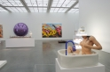 Jeff Koons, Museum of Contemporary Art, Chicago, 2008.